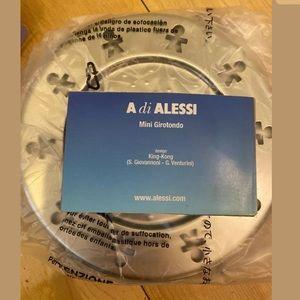 NWT Alessi King King coasters (4 Sets Of 4)